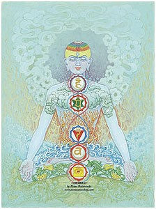 7 Chakras (centros de energía) principales.